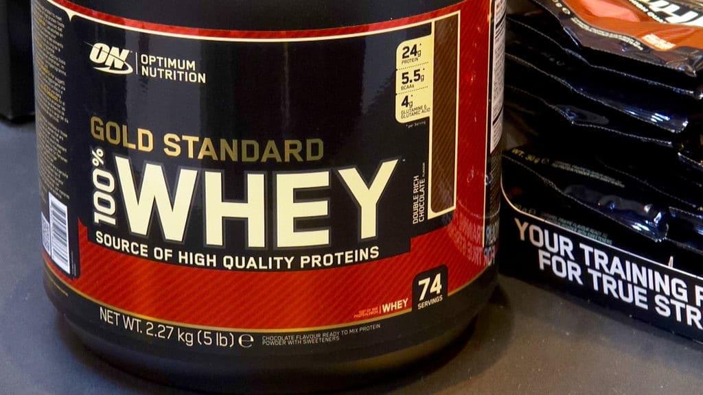 Whey protein, Supplement